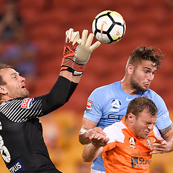17th November 2017 - A-League RD7: Brisbane Roar v Melbourne City
