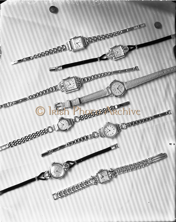 24/9/1952<br /> 9/24/1952<br /> 24 September 1952<br /> <br /> Jameson Watches for Domas Ltd.