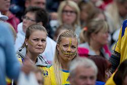 Swedish supporters<br /> FEI European Jumping Championships - Goteborg 2017 <br /> © Hippo Foto - Dirk Caremans