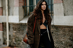 PFW - SS22 DAY 6 - 3 Oct 2021