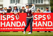 Lydia Ko during the Pro-Am Golf Tournament run before the ISPS Handa NZ Women's Open held at Clearwater Golf Course. 11 February 2016. Photo: Joseph Johnson / www.photosport.nz