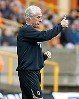 Photo: Steve Bond/Richard Lane Photography. Wolverhampton Wanderers v Aston Villa. Barclays Premiership 2009/10. 24/10/2009. Thumbs up from Mick McCarthy