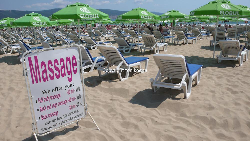 the blacksea is a popular tourist destination for Bulgarians