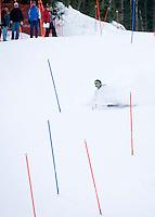 Macomber Cup J1 J2 Mens 2nd run at Proctor January 16, 2010.
