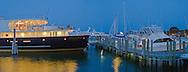 Yacht, Marina, New York, Long Island, Sag Harbor