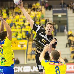 20151128: SLO, Handball - EHF Champions League Men 2015/16, RK Celje Pivovarna Lasko vs THW Kiel