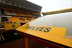 A general view of Molineux, home of Wolverhampton Wanderers - Mandatory by-line: Robbie Stephenson/JMP - 11/04/2018 - FOOTBALL - Molineux - Wolverhampton, England - Wolverhampton Wanderers v Derby County - Sky Bet Championship