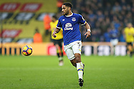 Ashley Williams of Everton in action.  Premier league match, Watford v Everton at Vicarage Road in Watford, London on Saturday 10th December 2016.<br /> pic by John Patrick Fletcher, Andrew Orchard sports photography.