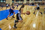 Deep South Classic girls basketball tournament, Raleigh Convention Center, Raleigh, North Carolina April 19 21, 2013