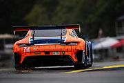 October 15-17, 2020. IMSA Weathertech Petit Le Mans: #74 Riley Motorsports, Mercedes-AMG GT3, Lawson Aschenbach, Ben Keating, Gar Robinson