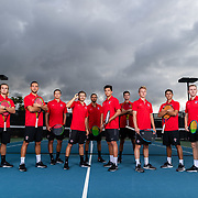 01/21/2020 - Men's Tennis Team Photo