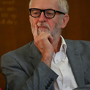 Speaker Jeremy Corbyn - A rally is held at Convocation Hall, Westminster in support of Julian Assange. Belmarsh Tribunal will expose the atrocities committed by the US government over the past decade, from war crimes in Iraq to torture at Guantánamo Bay. The event takes its inspiration from the Russell-Sartre Tribunal of 1966, when representatives of 18 countries gathered to hold the United States accountable for its war crimes in Vietnam, in the absence of an international authority that dared to do so. Tariq Ali, who took part in the 1966 Tribunal.