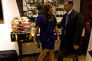 TAMARA ECCLESTONE; ROB MONTAGUE;, B Never Too Busy To Be Beautiful - Oxford St. Store opening. 8 October 2008 *** Local Caption *** -DO NOT ARCHIVE-© Copyright Photograph by Dafydd Jones. 248 Clapham Rd. London SW9 0PZ. Tel 0207 820 0771. www.dafjones.com.