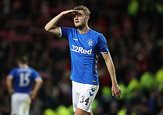 Rangers v Spartak Moscow - 25 Oct 2018