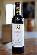 Fine wine Chateau Beau-Sejour Becot 1990 vintage Grand Cru Classe Saint Emilion Grand Cru in Bordeaux wine region, France