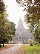 Angkor Wat at Angkor, Siem Reap Province,Cambodia