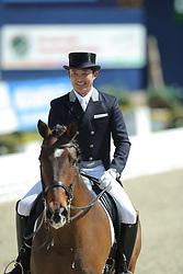 Harada Kiichi, (JPN), Egistar<br /> Qualification Grand Prix Special<br /> Horses & Dreams meets Denmark - Hagen 2016<br /> © Hippo Foto - Stefan Lafrentz