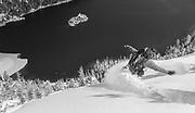 Anthony Cupaiulo (First Tracks Productions). <br /> Lake Tahoe Basin.  California/Nevada.
