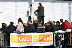 Laeremans Eddy<br /> Nationaal Tornooi Geel 2005<br /> © Dirk Caremans