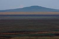 Steppe landscapes, Bagerova Steppe, Kerch Peninsula, Crimea, Ukraine