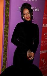 September 12, 2019, New York, New York, USA: Singer RIHANNA attends her RihannaÃ•s Fifth Annual Diamond Ball held at Cipriani Wall Street. (Credit Image: © Nancy Kaszerman/ZUMA Wire)