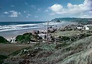 CS01111-06. Cannon Beach. 1940s