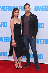 """Los Angeles premiere of """"Overboard"""" held at the Regency Village Theatre on April 30, 2018 in Westwood, CA. 30 Apr 2018 Pictured: Roselyn Sanchez and Eric Winter. Photo credit: O'Connor/AFF-USA.com / MEGA TheMegaAgency.com +1 888 505 6342"""