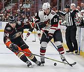 Hockey: 20170920 Anaheim Ducks vs Arizona Coyotes