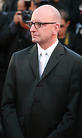 Director Steven Soderbergh at the 'Behind The Candelabra' gala screening at the Cannes Film Festival  Tuesday 21 May 2013