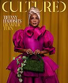 September 15, 2021 - USA: Tiffany Haddish Covers Cultured Magazine