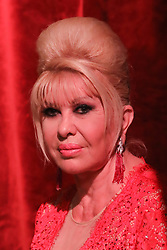 Ivana Trump appears on an episode of Dancing with the Stars - Rome