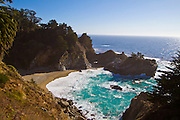 McWay Falls at Julia Pfeiffer Burns State Park