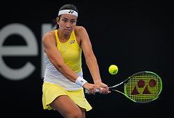January 2, 2019 - Brisbane, AUSTRALIA - Anastasija Sevastova of Latvia in action during her second-round match at the 2019 Brisbane International WTA Premier tennis tournament (Credit Image: © AFP7 via ZUMA Wire)