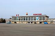 Pyongyang Airport, North Korea