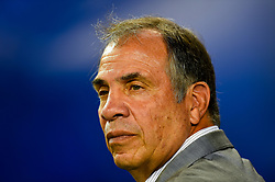 July 19, 2017 - Philadelphia, PA, USA - Philadelphia, PA - Wednesday July 19, 2017: Bruce Arena during a 2017 Gold Cup match between the men's national teams of the United States (USA) and El Salvador (SLV) at Lincoln Financial Field. (Credit Image: © Brad Smith/ISIPhotos via ZUMA Wire)