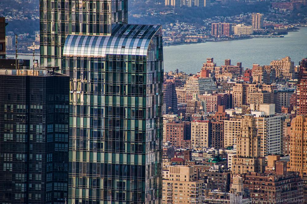 Upper West Side & Hudson River