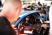 October 30-Nov 1, 2020. Race 2, Lamborghini Super Trofeo, Weathertech Raceway Laguna Seca:  US RaceTronics mechanic