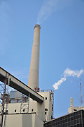 Israel, Hadera, The Orot Rabin coal operated power plant