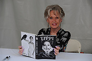 Tippy Hedren, at the Los Angeles Times Festival of Books held at USC in Los Angeles, California on Saturday, April 22, 2017