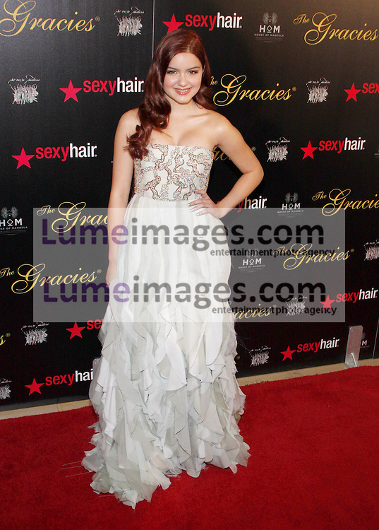 Ariel Winter at the 37th Annual Gracie Awards Gala held at the Beverly Hilton Hotel in Beverly Hills on May 22, 2012. Credit: Lumeimages.com