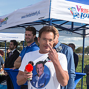 NLD/Amsterdam/20180925 - BN'ers over stormbaan voor metabole ziekte, Gerard Joling
