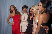 Una Healy, Frankie Sandford, Vanessa White and Mollie King of 'The Saturdays', Glamour Women of the Year Awards 2011. Berkeley Sq. London. 9 June 2011.<br /> <br />  , -DO NOT ARCHIVE-© Copyright Photograph by Dafydd Jones. 248 Clapham Rd. London SW9 0PZ. Tel 0207 820 0771. www.dafjones.com.
