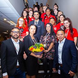 TK Maxx opens its branch at 113 Eltham High Street. Eltham, September 06 2018.