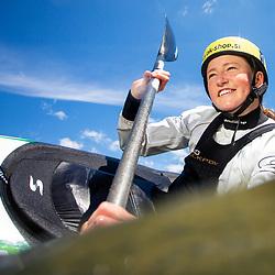 20200521: SLO, Kayak & Canoe - Portrait of Eva Alina Hocevar