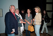 LORD MYNERS; ANNE BECKWITH-SMITH; CORINNA FLICK; ALISON MYNERS, Opening of Eadweard Muybridge and Rachel Whiteread exhibitions. Tate Britain. Millbank. 6 September 2010. -DO NOT ARCHIVE-© Copyright Photograph by Dafydd Jones. 248 Clapham Rd. London SW9 0PZ. Tel 0207 820 0771. www.dafjones.com.