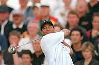 Golf: WOODS, Tiger     Golfspieler      USA
