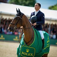 Rolex Grand Prix CSI5* - Jumping - 2017 Royal Windsor Horse Show