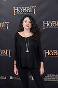"Ana Arias attends  ""The Hobbit: An Unexpected Journey"" premiere at the Callao cinema- Madrid."