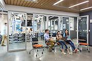 University of North Carolina Murray Hall Makerspace | BHDP | Chapel Hill, North Carolina