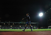 Photo: Tony Oudot.<br /> West Ham United v Chelsea. The Barclays Premiership. 18/04/2007.<br /> Joe Cole of Chelsea gets ready to come on on his return to Upton Park